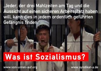 Wasistsozialismus-Aufkleber1